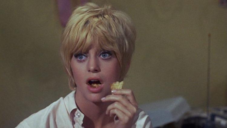 Goldie Hawn en la película de 1969 'Flor de cactus'