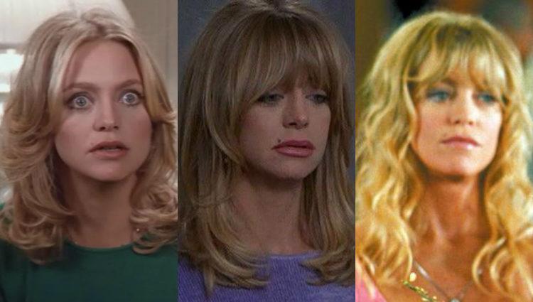 Distintos looks de Goldie Hawn a lo largo de los años   telecinco.es