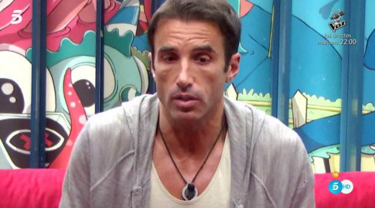 Hugo se desahoga en el confesionario | telecinco.es