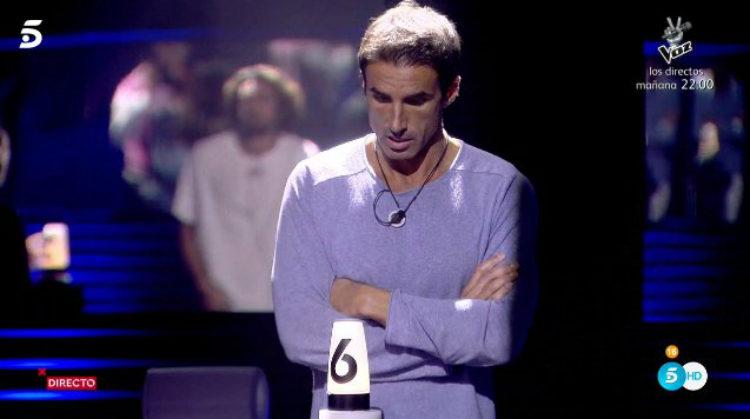 Hugo gana los primeros 6 puntos y se los da a Lorena | telecinco.es