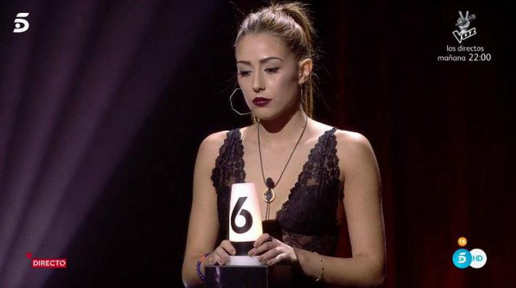 Miriam, inmune, le da sus 6 puntos a Hugo | telecinco.es