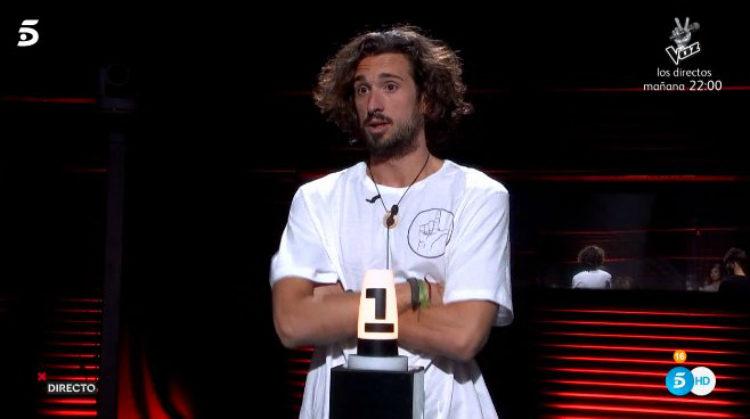 Christian durante sus nominaciones | telecinco.es