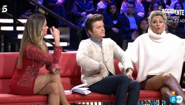 Alyson Eckmann da su opinión sobre el 'nuevo' Rubén durante el debate | telecinco.es