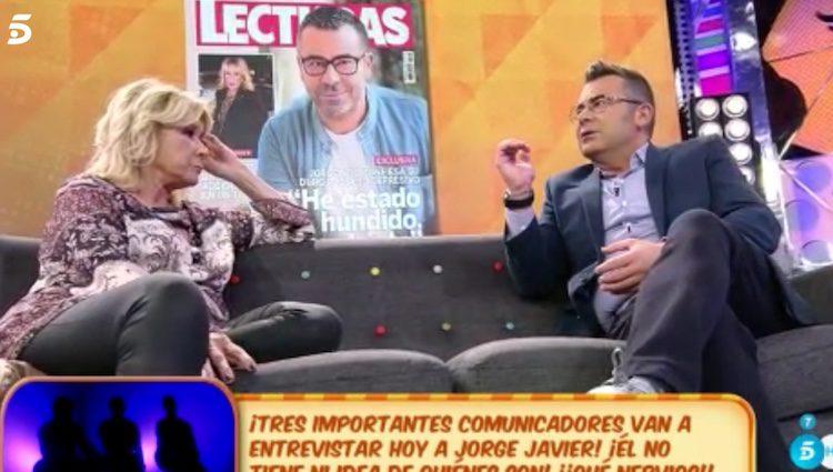 Jorge Javier Vázquez/Foto:telecinco.es