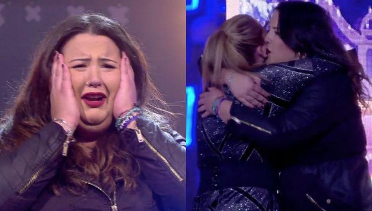 La emoción de Pilar al ver a Belén Esteban en la casa   telecinco.es