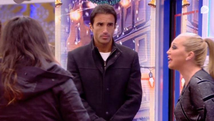 Belén Esteban se despide remarcando sus mensajes a Pilar y a Hugo | telecinco.es