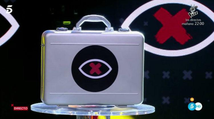 El maletín con el premio de la décimo octava edición de 'Gran Hermano'   telecinco.es