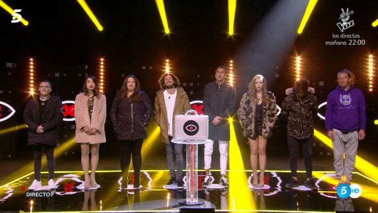 Los ocho finalistas de 'Gran Hermano Revolution'   telecinco.es