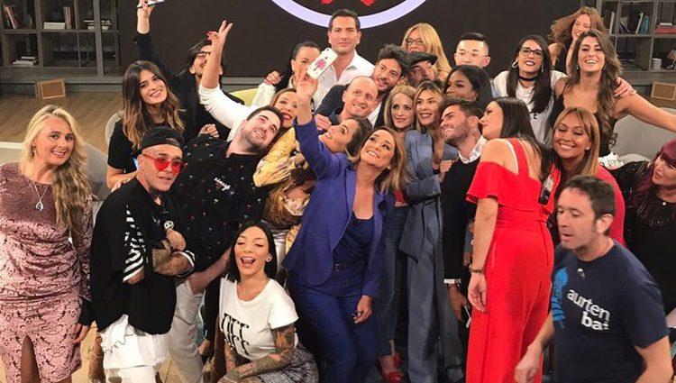 Concursantes de 'GH' / Foto: telecinco.es