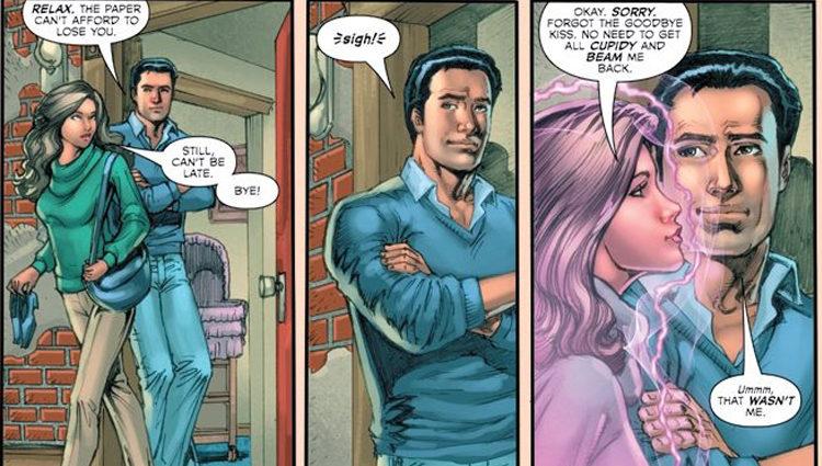 La hija de Phoebe utiliza sus poderes para teletransportar a su madre