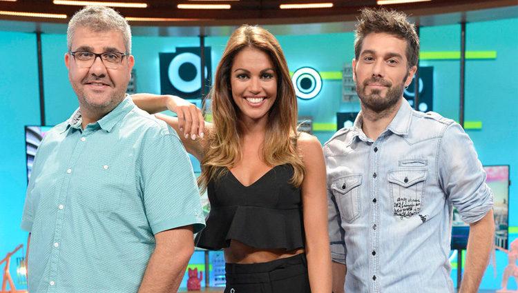Florentino Fernández, Lara Álvarez y Dani Martínez, ahora en las tardes de Cuatro