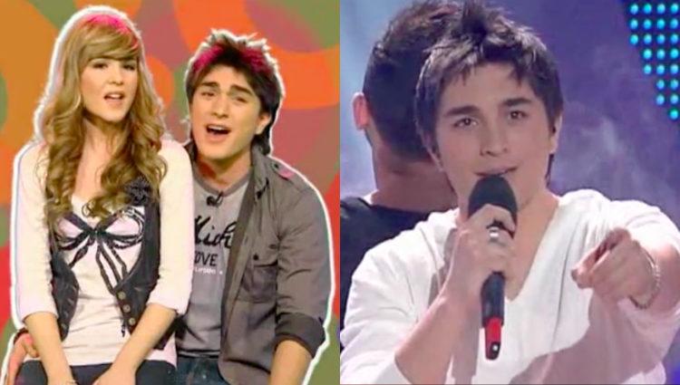 Samuel y Patricia se postularon y fueron finalistas para representar a España en Eurovisión 2010 |RTVE