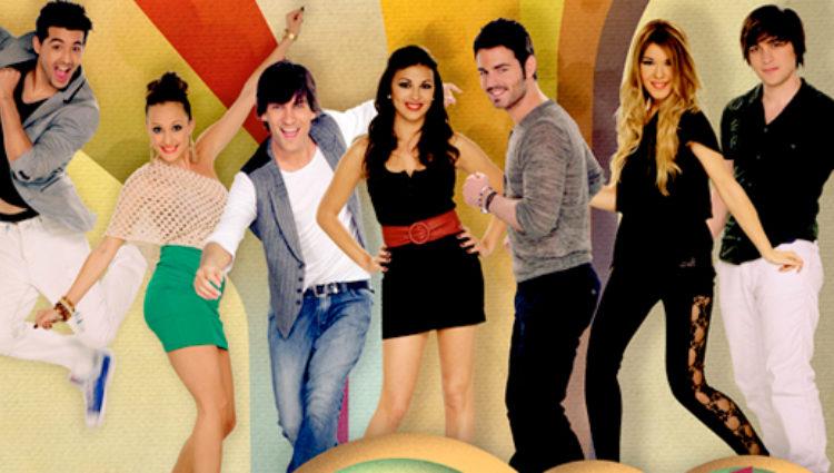 Samuel fue uno de los Supersingles del programa de Telecinco '¡Qué tiempo tan feliz!'
