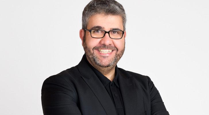 El humorista y presentador Florentino Fernández
