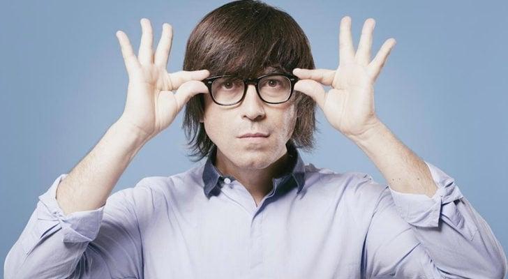 El humorista e ilusionista Luis Piedrahita