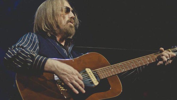 El rockero Tom Petty / Twitter