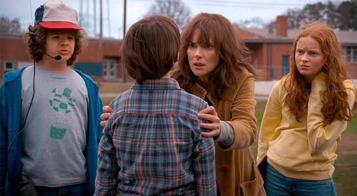 'Stranger Things', en Netflix