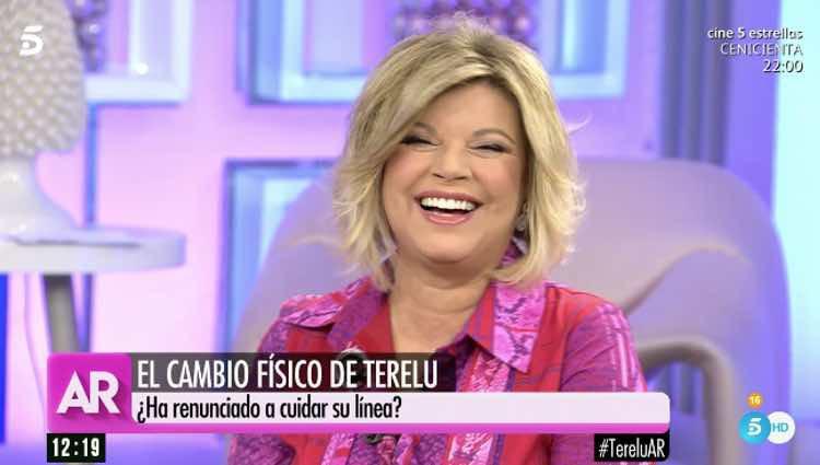 Terelu Campos asegura que no come tanto como parece / Telecinco.es