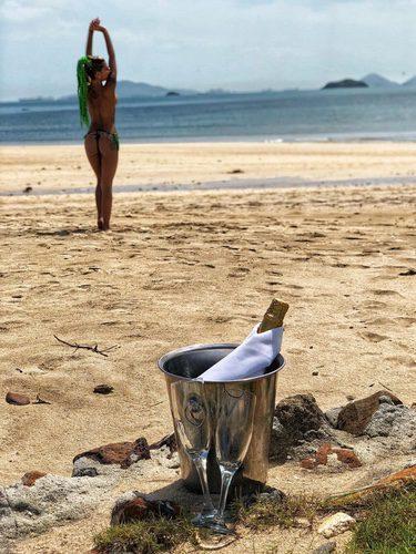 Bea ('GH17') de vacaciones en Panamá. Fuente Instagram