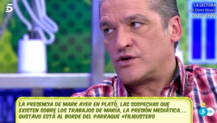Gustavo González, harto de todo este culebrón / Telecinco.es