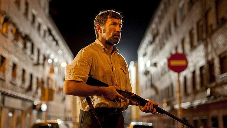 Antonio de la Torre en la película de Raúl Arévalo, 'Tarde para la ira'