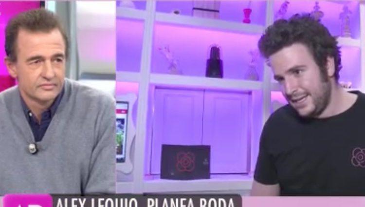 Alessandro Lequio habla de la boda de su hijo para 'El Programa de Ana Rosa' | Telecinco.es