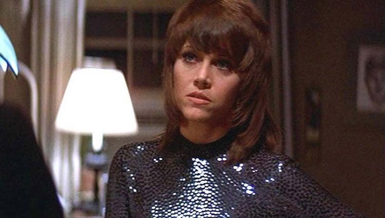 La actriz Jane Fonda en 'Klute'