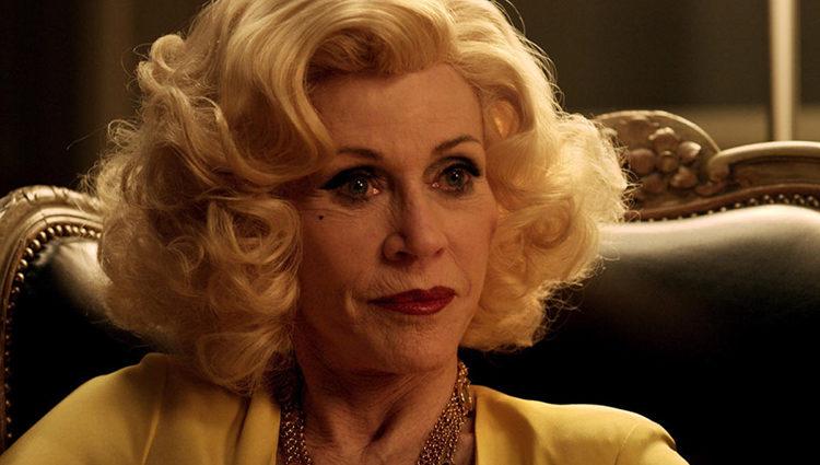 Jane Fonda en en la película 'La juventud'