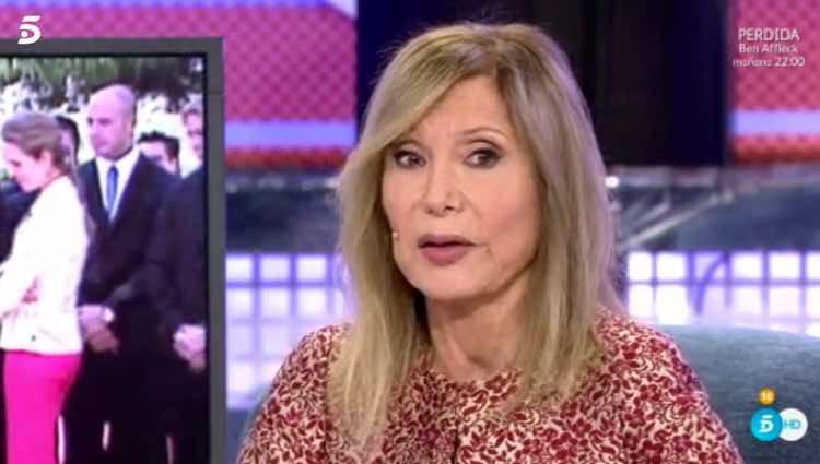 Pilar Eyre hablando de la relación de la Reina Sofía y Alfonso Díez / Telecinco.es
