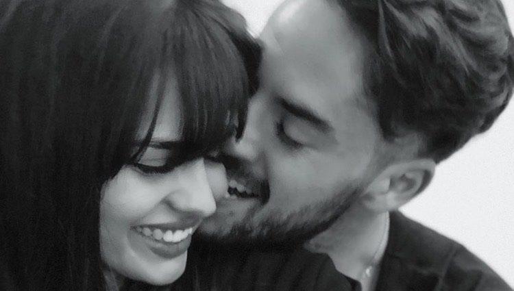 Sara Sálamo e Isco Alarcón, muy acaramelados / Foto: Instagram