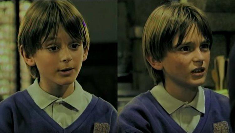 Guillermo Campra como el joven Samuel Espí en 'El Internado' | Antena 3