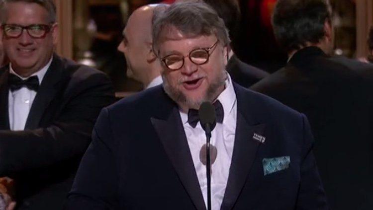 Guillermo del Toro, agradecido por el premio a Mejor película