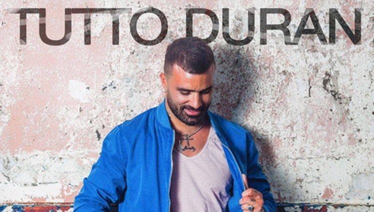 Tutto Durán en el cartel de 'Te vuelvo a enamorar'/Foto: Instagram