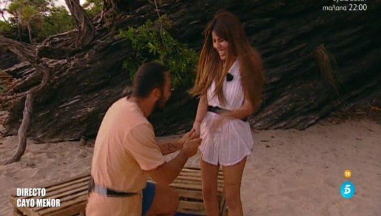 Alberto Isla le pide matrimonio a Chabelita Pantoja en Honduras | telecinco.es