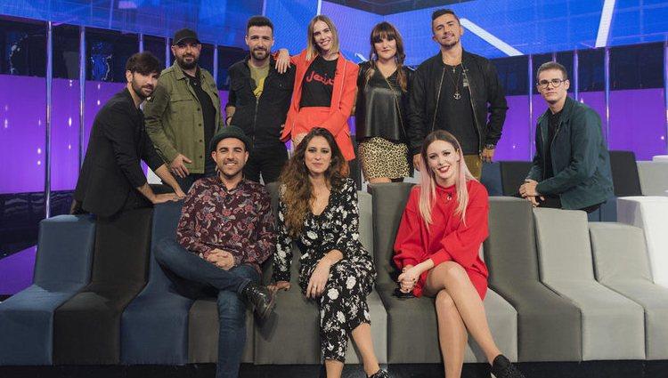 raul gomez eurovision 2018 operacion triunfo