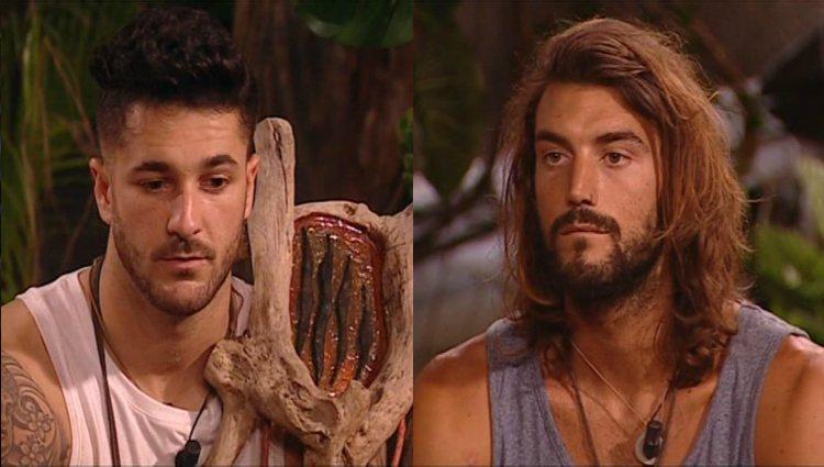 Hugo y Logan nominan directamente como líderes a Francisco y MªJesús | telecinco.es