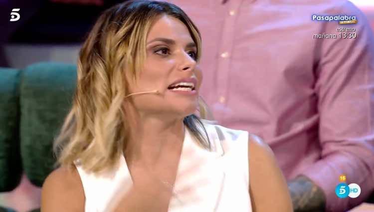 María Lapiedra asegura que Francisco tiene una doble cara / Telecinco.es