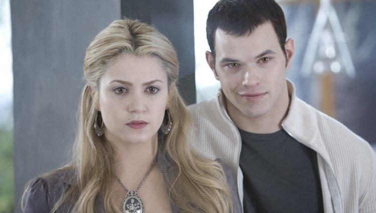 Nikki Reed interpretó a Rosalie Hale en la saga 'Crepúsculo'
