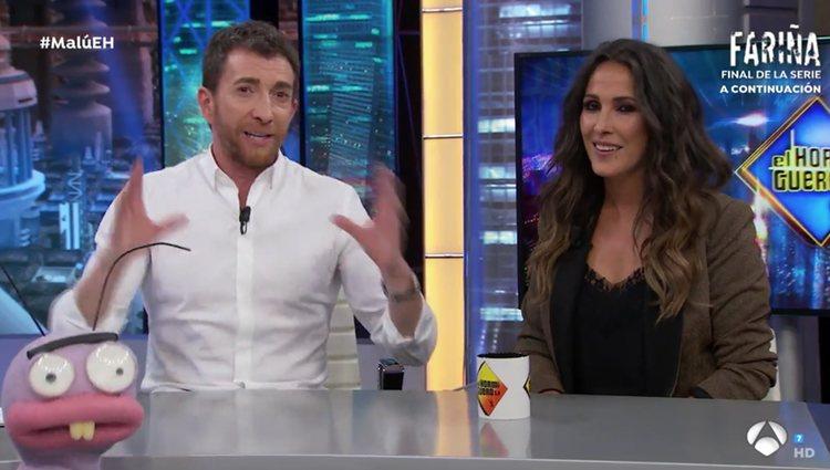 El público recibió a la cantante con una gran ovación / Fuente: Antena 3.com