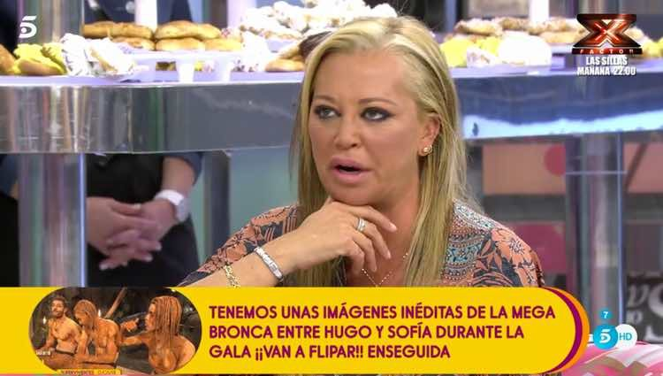 Belén Esteban acepta ser una bruja / Telecinco.es