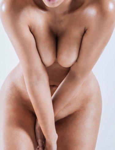 Kim Kardashian desnuda / Instagram