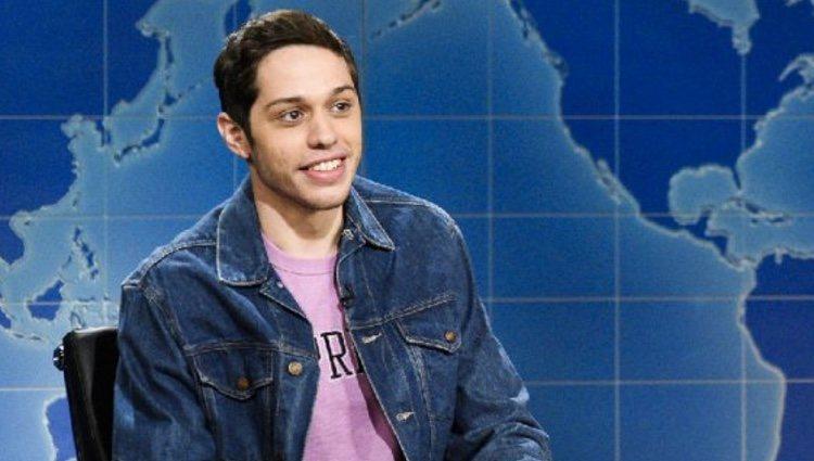 Pete Davidson en 'Saturday Night Live' / NBC