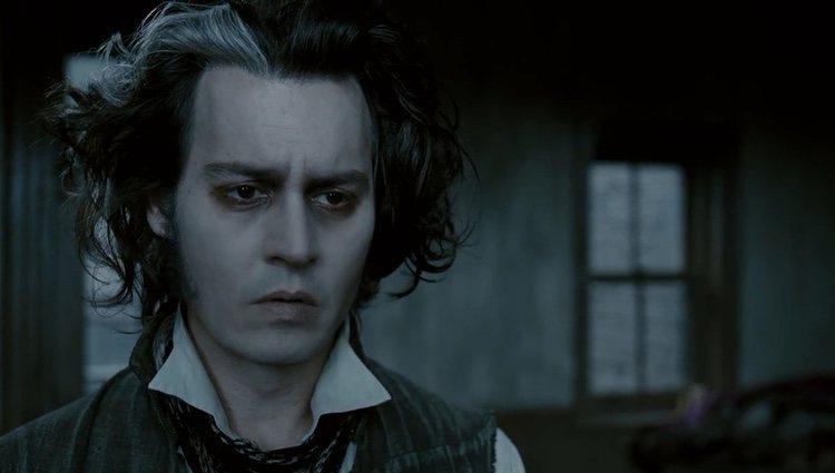 Fotograma de la película 'Sweeney Todd'