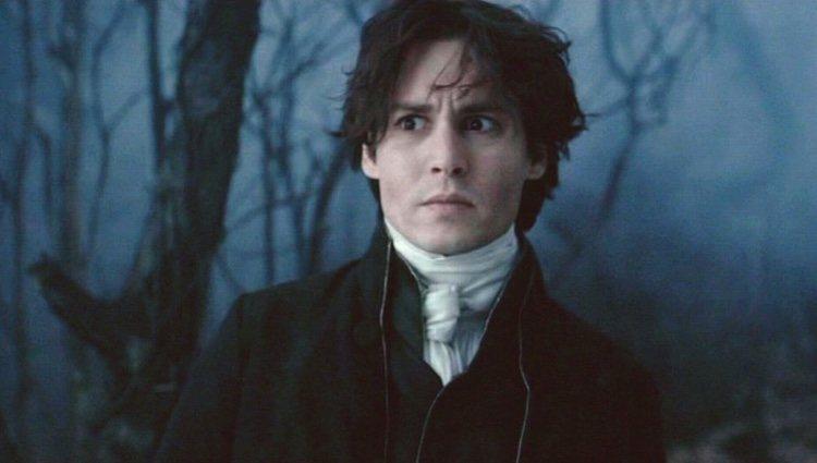 'Sleepy Hollow' es una de las películas más conocidas del actor