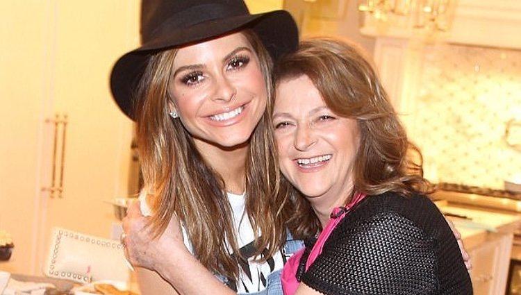 María Menounos junto a su madre, Lisa / Fuente: Instagram