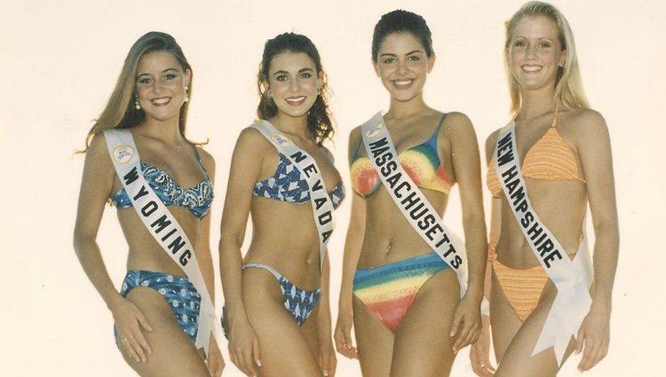 Fue Miss Massachusetss en el año 2000