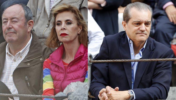 Agatha Ruiz de la Prada con el Chatarrareo y Ramón García en Las Ventas