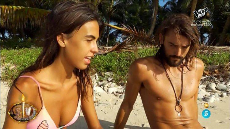 Logan y Sofía se reconcilian en 'Supervivientes'