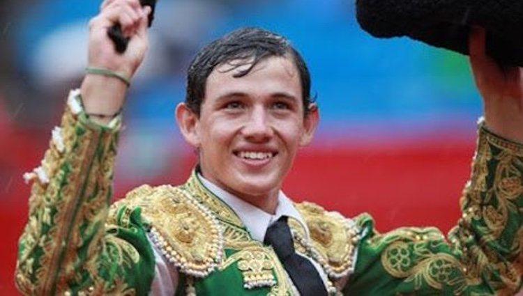 Mario Aguilar en una de sus corridas/ Fuente: Twitter