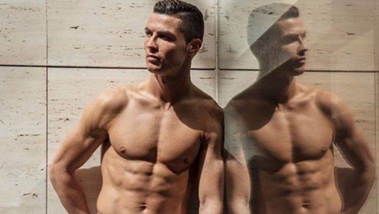 El astro portugués no tiene ningún problema en mostrar su cuerpo | Fuente: Instagram